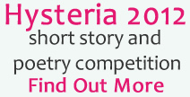 Hysteria 2012 Short Story and Poetry Writing Competition