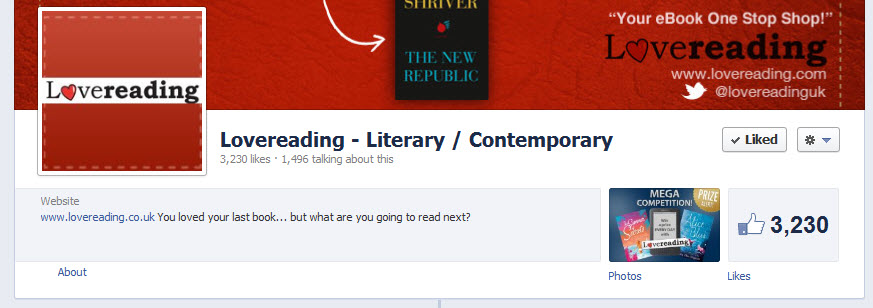 The Top 10 Facebook Pages that Authors and Writers Should Be Following (4/6)