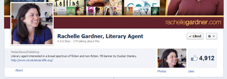 The Top 10 Facebook Pages that Authors and Writers Should Be Following (5/6)