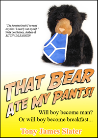 That Bear Cover Image Ate My Pants