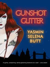gunshot glitter