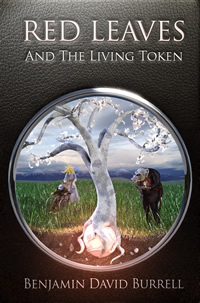 red leaves and the living token