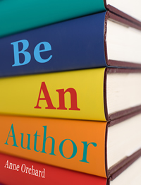 be an author, anne orchard