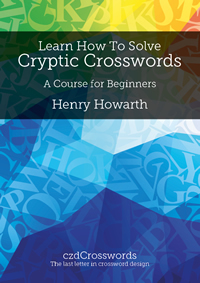 Cryptic Crosswords Front Cover