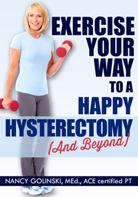 hysterectomy exercise
