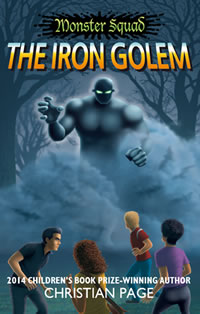 the iron golem