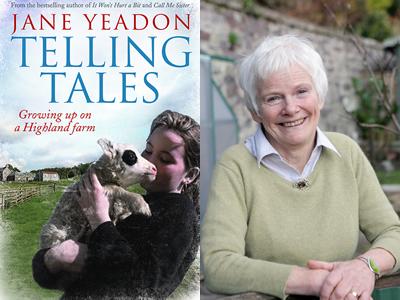 Jane Yeadon telling tales