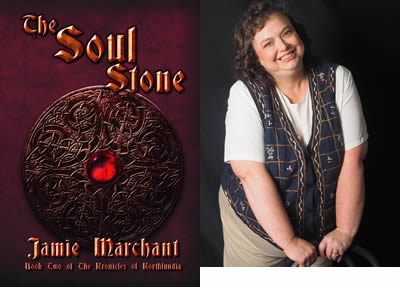 The Soul Stone jamie marchant