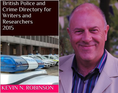 british police and crime directory cover kevin robinson