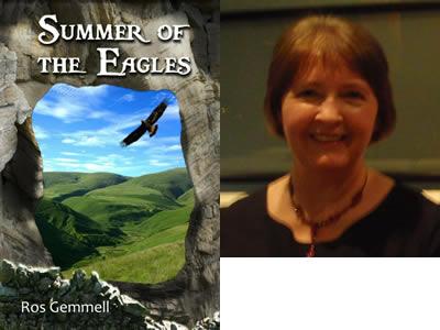 Summer of The Eagles rosemary gemmell