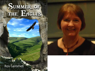 Summer of The Eagles rosemary gemmell
