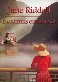 daughters of the lake jane riddell