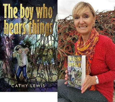 cathy lewis the boy who hears things