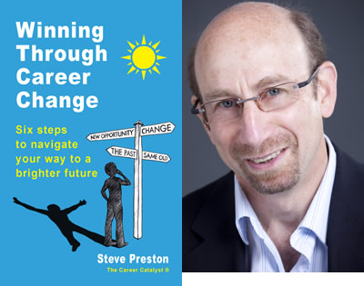 winning through career change steve preston