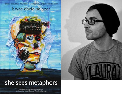 she sees metaphor bryce david salazar