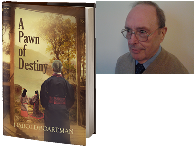 a pawn of destiny harold boardman