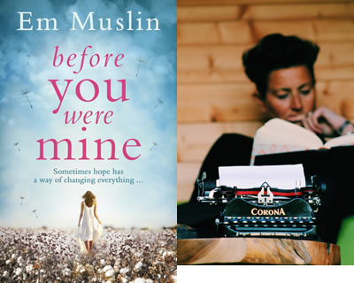 before you were mine em muslin