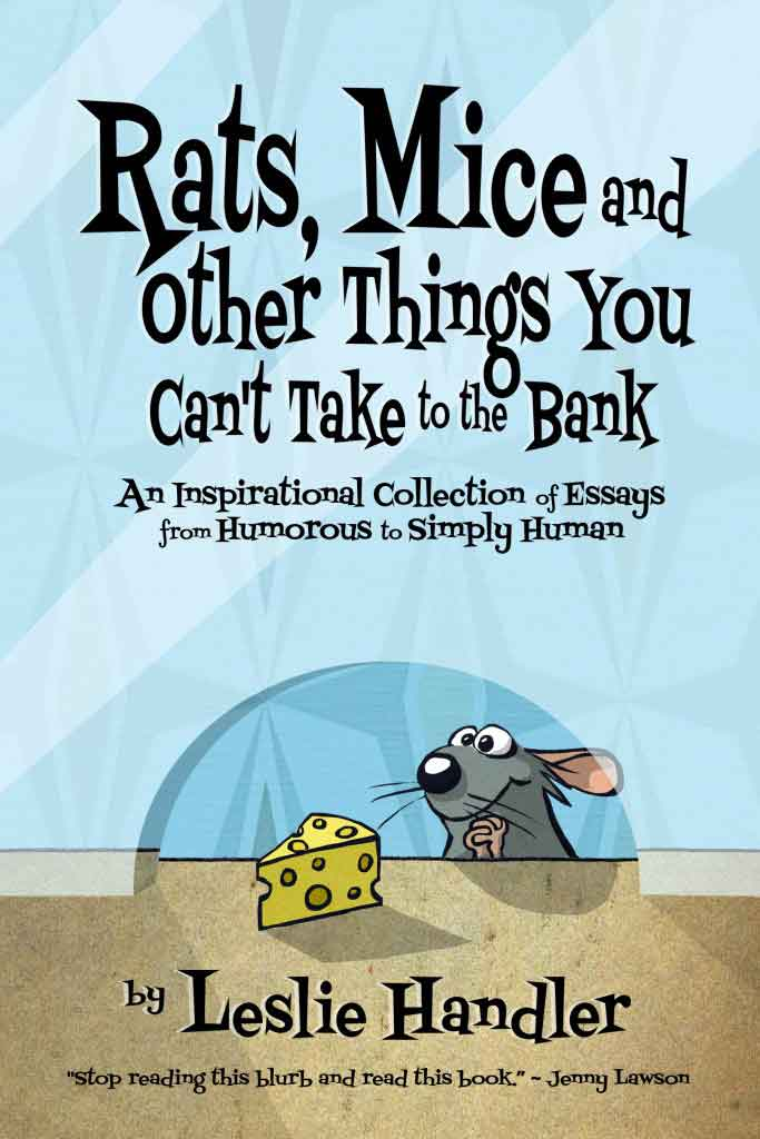rats, mice and other things you can't take to the bank