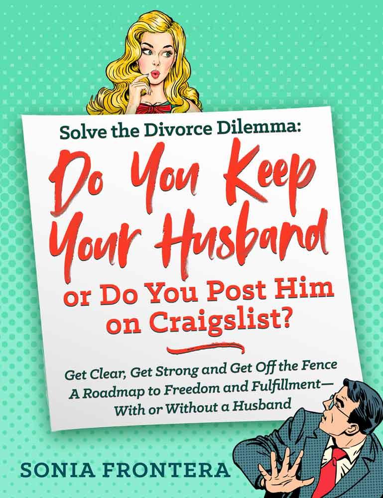 solve the divorce dilemma craigslist - book cover